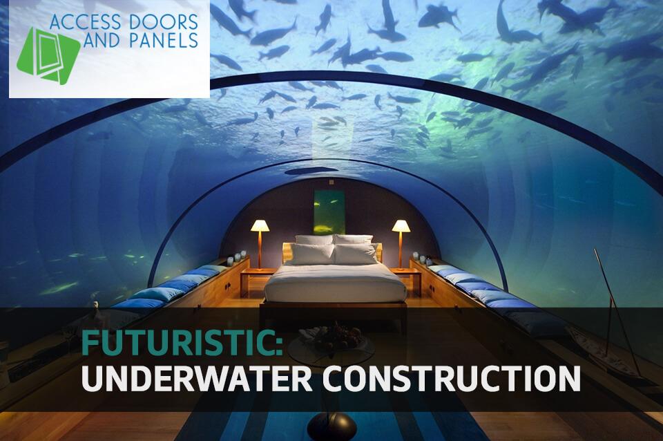 Futuristic: Underwater Construction