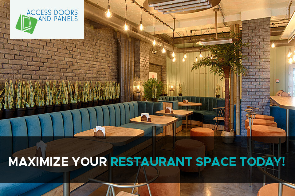 Maximize Your Restaurant Space Today!
