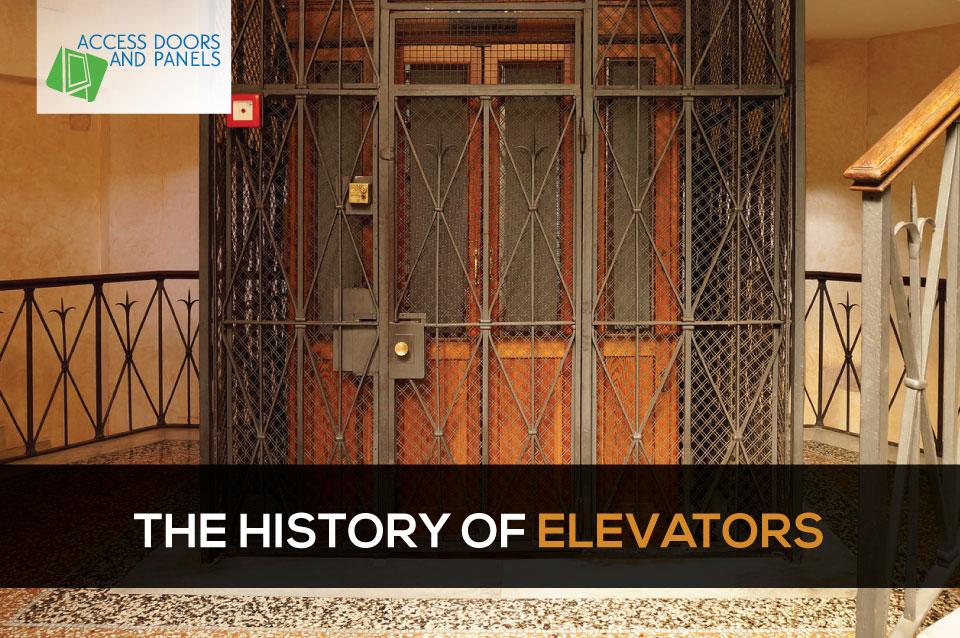 The History of Elevators