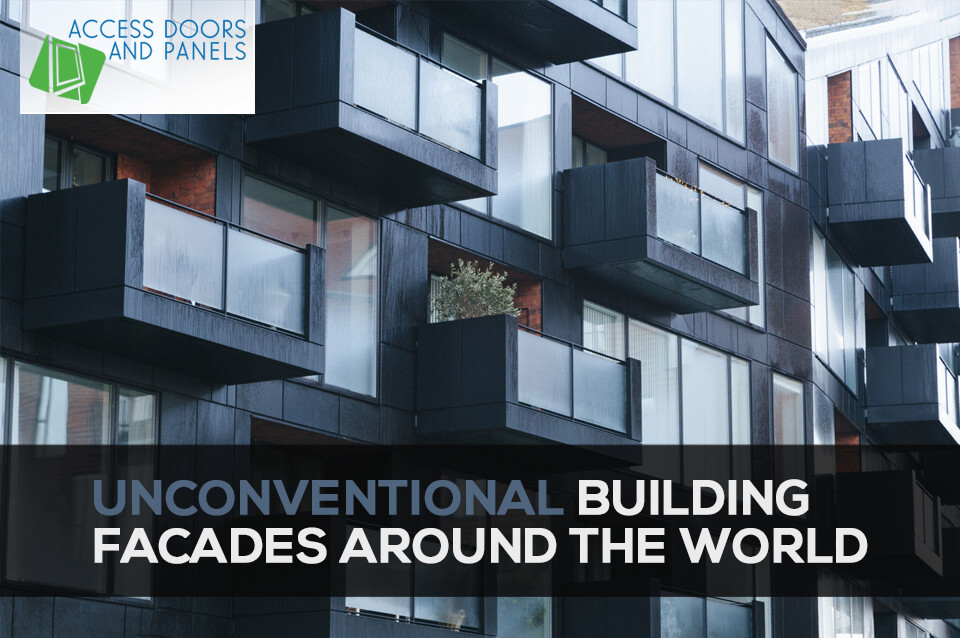 Unconventional Building Facades Around the World