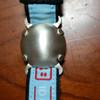 Level 2 BioElectric Shield EMf blocker, EMF Protection bracelet, satin finish with blue ID Band