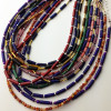 Beaded Chain collage