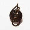 Bronze art wire enhancer
