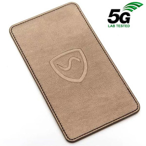 SYB Phone Shield Slip in Pocket for WiFi, 4G, 5G EMF Cell Phone Protection EM, WiFi Protection