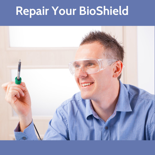Repair your BioElectric Shield