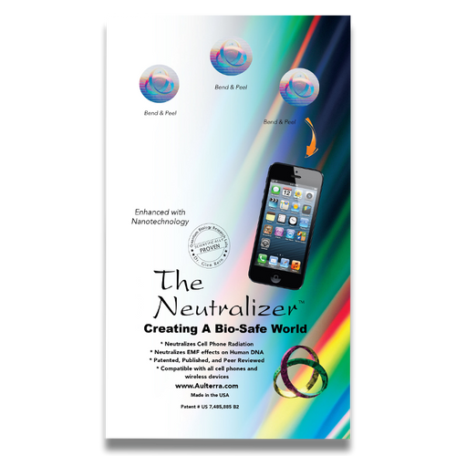 The Neutralizer 3 Pack The Neutralizer reduces the effects of harmful radiation from EMF. Includes 1 pack of 3 Aulterra Neutralizer™ discs and 1 brochure