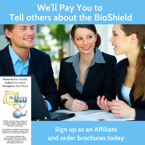 Sharing the Shield-BioElectric Shield Brochure - Pack of 50