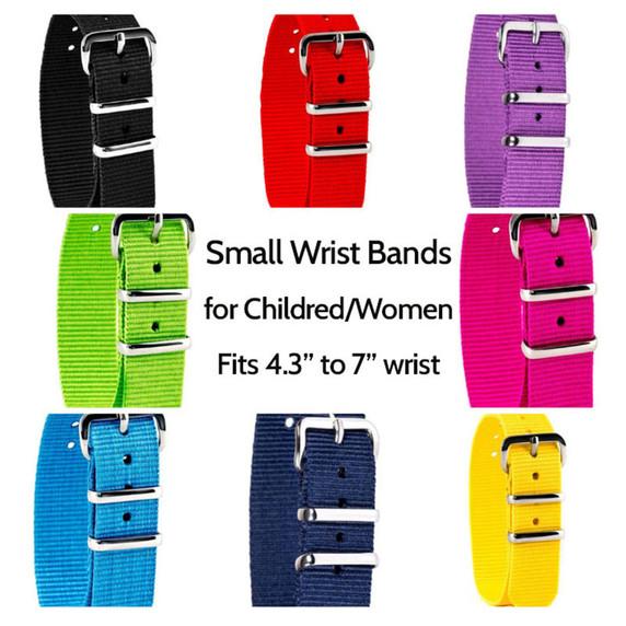 Small Wrist Bands