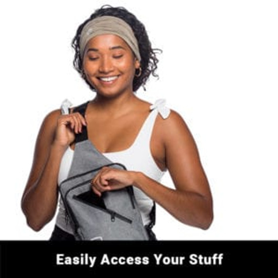 SYB Sling Bag -  easy access to your stuff
