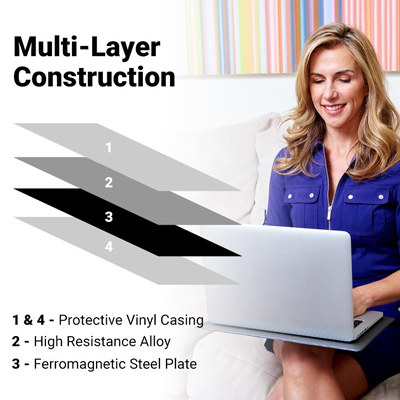 syb emf protection laptop pad