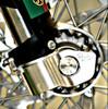 Topar Racing Lower Fork Leg Guard for HONDA 2002-2004 CR125; 2002-2005 CR250; 2004-2014 CRF250; 2008-2016 CRF250R, 450X  Mounted on Bike