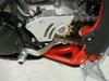 Topar Racing Clutch Slave Cylinder Guard - Countershaft Cover for BETA 2010-2020 All Dirt Bike Models