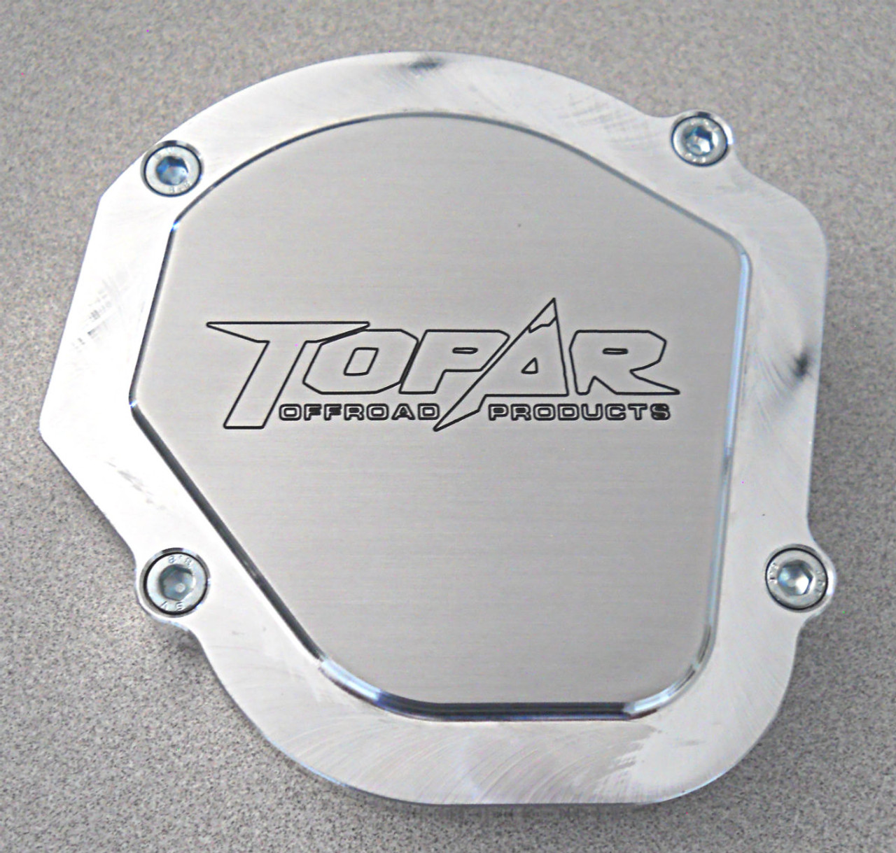 Topar Racing Ignition Cover for 2002-2007  HONDA CR250  - Billet Aluminum  CRI-003