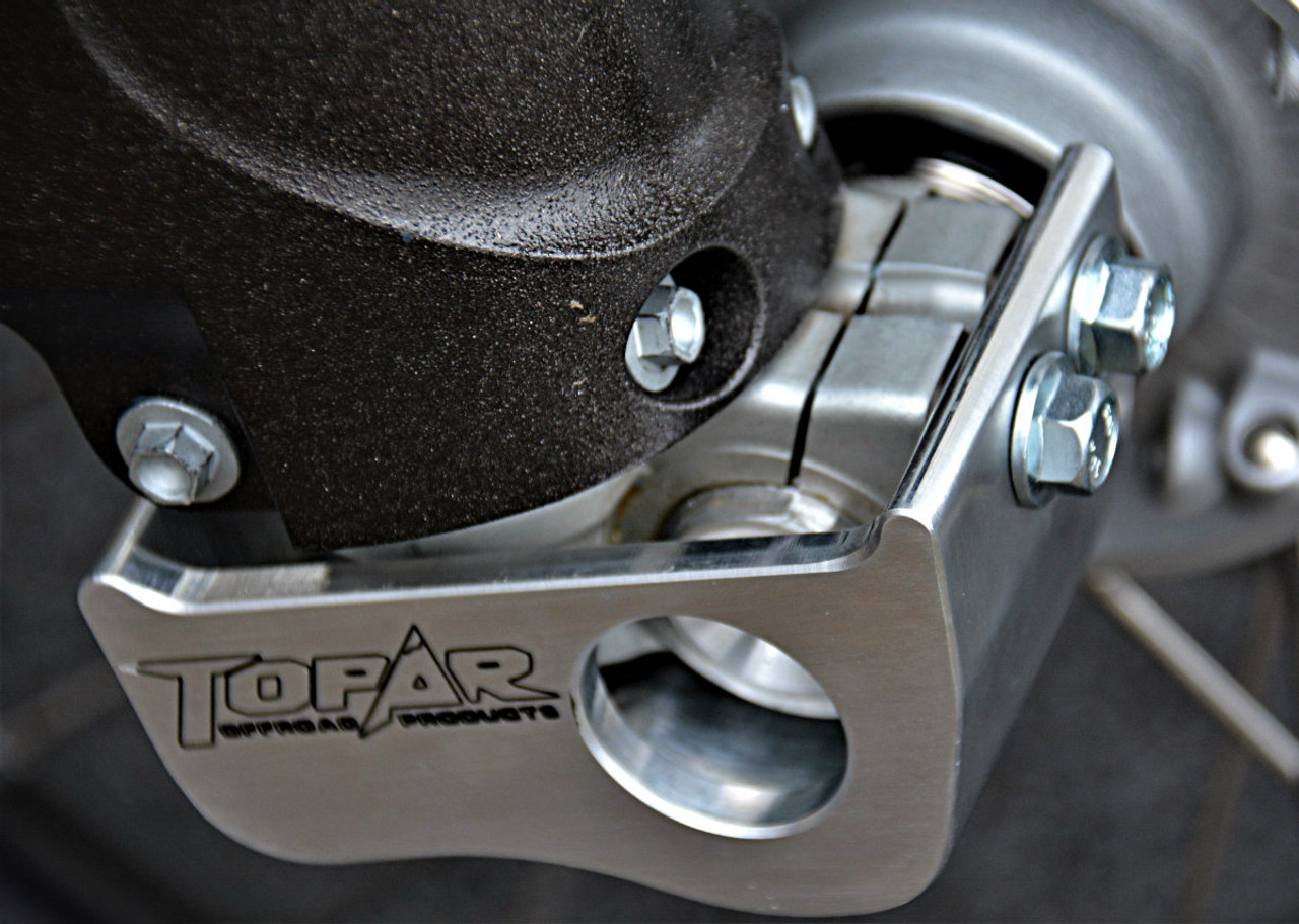 Topar Racing  Lower Fork Leg Guard for 2019-2020 KTM 690R Enduro