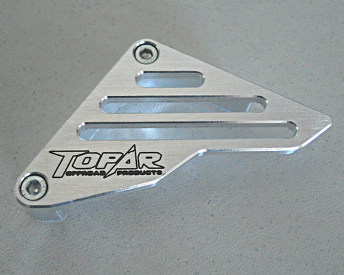 Topar Racing  CaseSaver - Countershaft Guard for 1988-2004 KAWASAKI KX250 and KX500  1995-2005 KDX200 1997-2005 KDX220R 1991-1995 KDX250