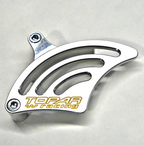 Topar Racing  CaseSaver - Countershaft Guard for 2004-2006 SUZUKI RMZ250 and 2004-2005 KAWASAKI KX250F