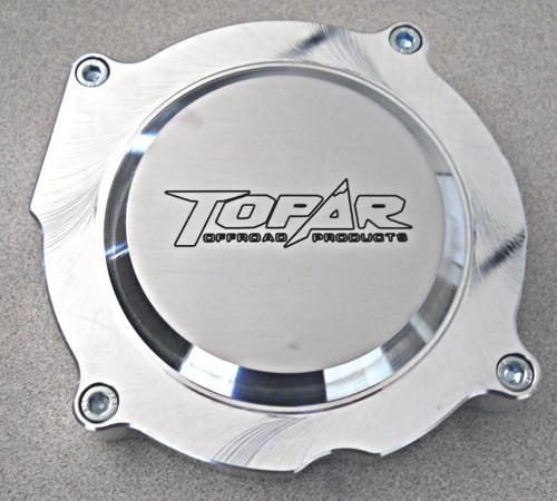 Topar Racing Ignition Cover for HONDA 1985-2001 HONDA CR250  - Billet Aluminum  CRI-001
