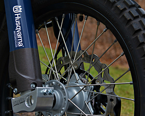 Topar Racing  Lower Fork Leg Guard for 2017-2019 HUSQVARNA 701R Enduro