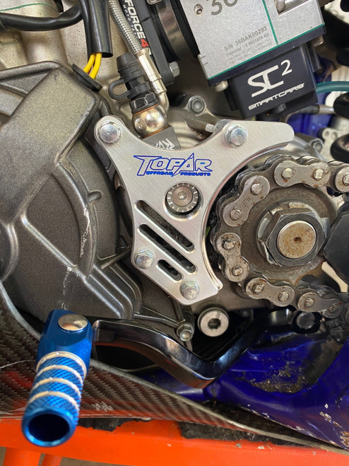 SHERCO CLUTCH SLAVE-CHAIN-SPROCKET GUARD 2014-2020 250-300CC Two Stroke RECLUSE COMPATABLE 2014-2020 250cc-300cc (Two Stroke) (SCC-001)