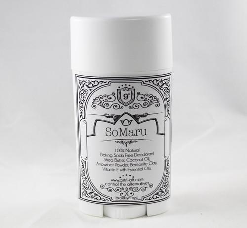 Somaru - 100% Natural  Baking Soda and Aluminum FREE Deodorant
