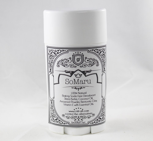 Somaru - 100% Natural  Baking Soda and Aluminum FREE Deodorant