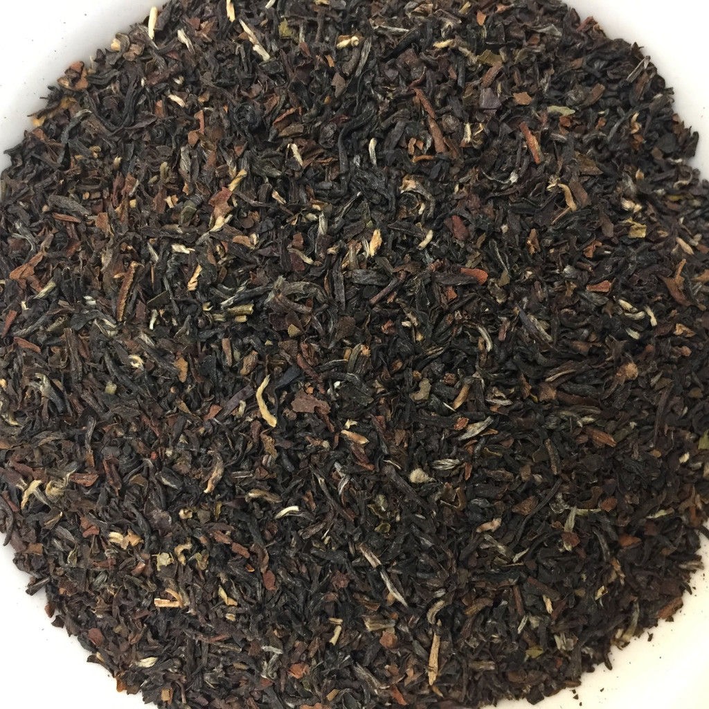 Darjeeling loose leaf tea