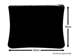 Large Cowhide Purse LP036 (19cm x 23cm)
