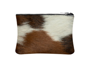Small Cowhide Purse SP093 (10cm x 14cm)