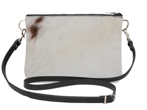 Large Cowhide Shoulder Bag LDRB074 (18cm x 23cm)