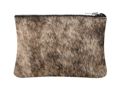 Brindle Cowhide Purse