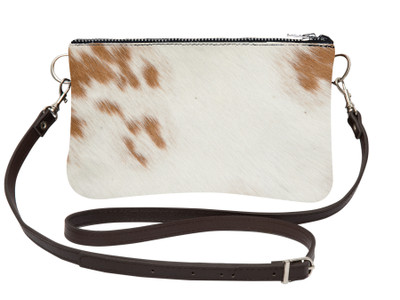 Cowhide Shoulder Bag