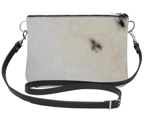 Large Cowhide Shoulder Bag