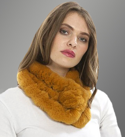 Fur Scarves and Collars
