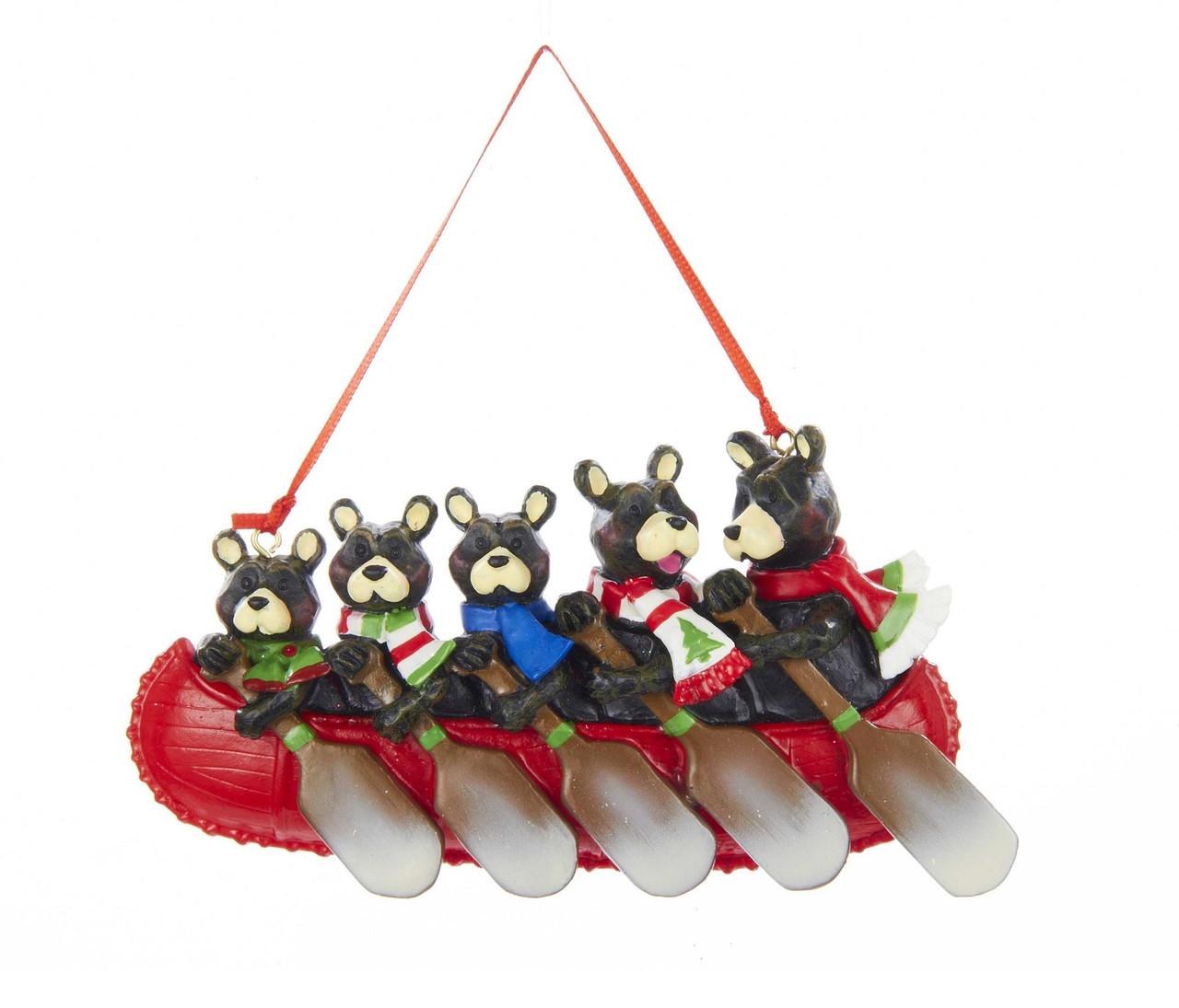 5 Canoe Bear Family Kris Kringl