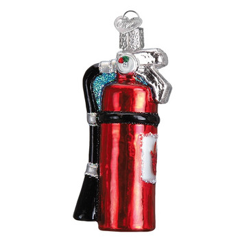 Fire Extinguisher by Old World Christmas 32296