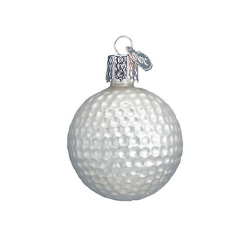 Golf Ball by Old World Christmas 44014