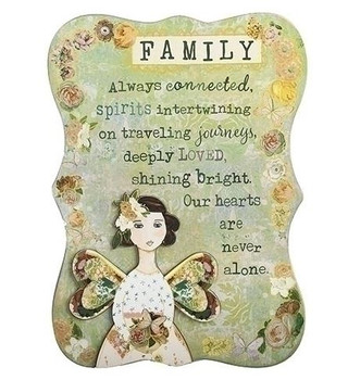 WALL PLAQUE-12560