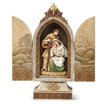 HOLY FAMILY TRIPTYCH-633314