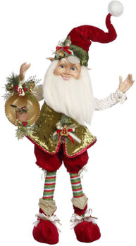 8 MAIDS A MILKING NORTHPOLE ELF - 51-16238