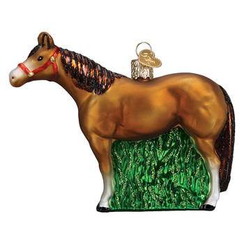 Quarter Horse by Old World Christmas 12571