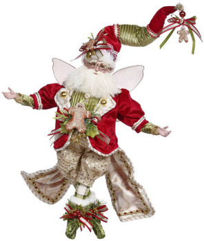 GINGERBREAD FAIRY-MD - 51-16460