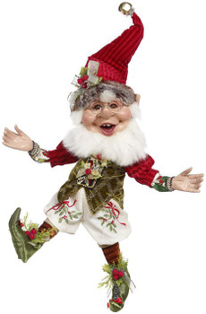 HOLLY BERRY ELF-MD - 51-16184