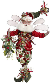 DECK THE HALLS FAIRY-MD- 51-16436