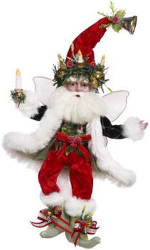 FATHER CHRISTMAS FAIRY-SM- 51-16452