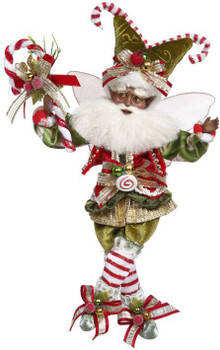 AFRICAN-AMERICAN CANDY CANE DREAMS FAIRY-SM - 51-16574