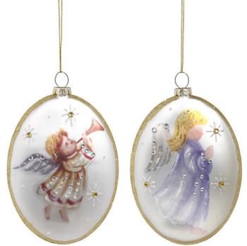 ANGELIC JEWEL ORN- 38-03158