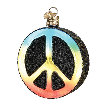Peace Sign by Old World Christmas 36152
