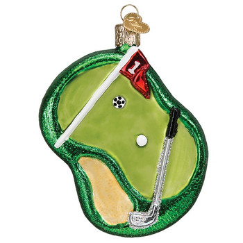 Putting Green by Old World Christmas 44156