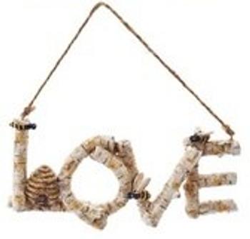 BEE LOVE ORNAMENT