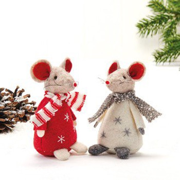 MOUSE W/SCARF - 75-8395